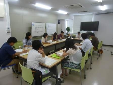 研修コースを開催しました